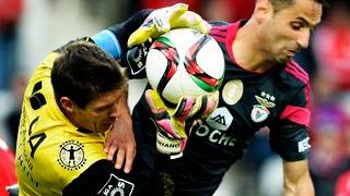 Adriano Facchini rejeitou amarelo com o Benfica para jogar no Estádio do Dragão