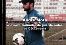 André Mota é o novo treinador de guarda-redes do CD Tondela