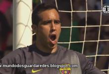 Claudio Bravo bate recorde de imbatibilidade de Valdés e Zubizarreta com 21 jogos sem sofrer