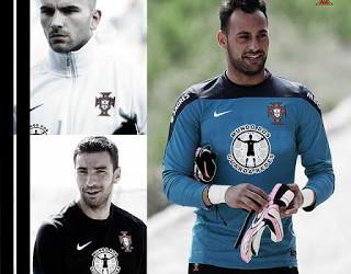 Anthony Lopes, Beto Pimparel e Rui Patrício convocados por Portugal para jogos com Arménia e Itália