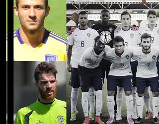 Bruno Varela, Daniel Fernandes e José Sá convocados por Portugal para o Europeu sub-21