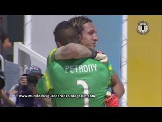 Elinton Andrade e Tiago Petrony conquistam Medalha de Bronze nos Jogos Europeus por Portugal