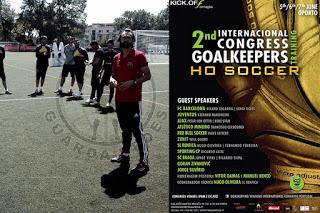 II Congresso Internacional de Treino de Guarda-Redes HO Soccer  – Mensagem de Hugo Oliveira