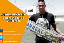 Alphonse Aréola emprestado ao Villarreal