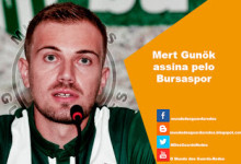 Mert Günok assina pelo Bursaspor