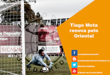 Tiago Mota renova pelo Oriental