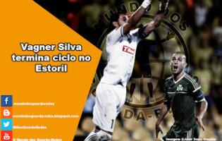 Vagner Silva deixa o Estoril