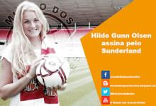 Hilde Gunn Olsen assina pelo Sunderland