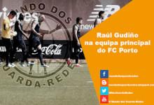 Raúl Gudiño começa temporada na equipa principal do FC Porto