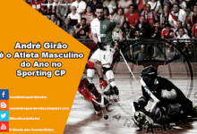 André Girão é o Atleta Masculino do Ano no Sporting – II Gala Honoris Sporting