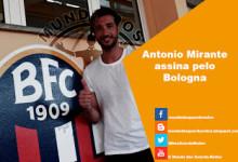 Antonio Mirante assina pelo Bologna