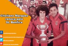 Cristiano Marques renova pelo SL Benfica