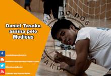 Daniel Tasaka assina pelo Modicus