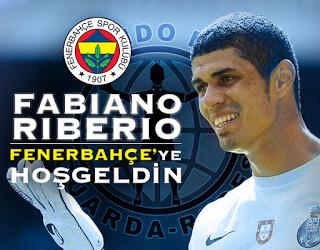 Fabiano Freitas emprestado ao Fenerbahçe