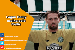 Logan Bailly assina pelo Celtic