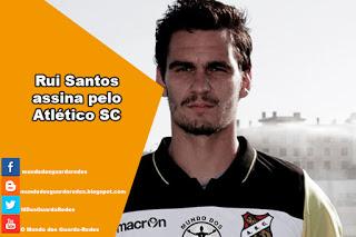 Rui Santos assina pelo Atlético SC