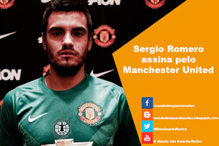 Sergio Romero assina pelo Manchester United