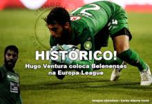 Hugo Ventura coloca Belenenses na Europa League pela primeira vez na história – Belenenses 0-0 Altach