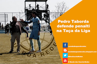 Taborda defende penalti mas Covilhã perde na Taça da Liga – Feirense 2-1 Sporting da Covilhã