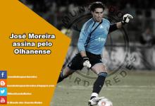 José Moreira assina pelo Olhanense