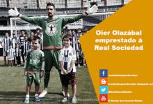 Oier Olazábal emprestado à Real Sociedad