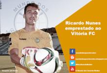 Ricardo Nunes emprestado ao Vitória FC