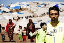 Gianluigi Buffon apela à união pela situação dos refugiados na Europa
