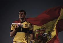 Iker Casillas faz 100 jogos como capitão da Espanha