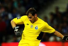 Iker Casillas iguala recorde de presenças na Champions League