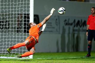 Makaridze dormiu quatro horas e colocou Feirense na próxima fase da Taça da Liga