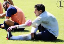 Marco Rocha não sofre há três jogos e iguala melhor registo da Segunda Liga