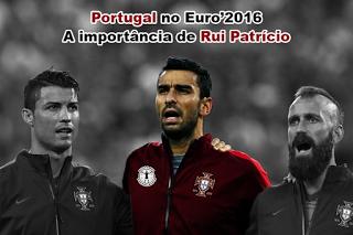 Rui Patrício basilar na qualificação de Portugal para o Euro'2016 – Os números do guarda-redes