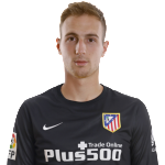 jan oblak atletico de madrid - foto de perfil 2015-2016 - imagem club atletico de madrid