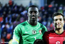 Bruno Varela segura baliza dos sub-21 de Portugal rumo ao Europeu'2017