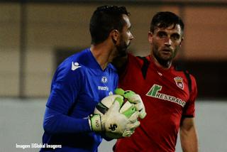Ivo Gonçalves defende três penaltis e Penafiel passa à próxima fase – Taça de Portugal