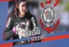 Cássio Ramos venceu prémio de Melhor Goleiro do Brasileirão 2015