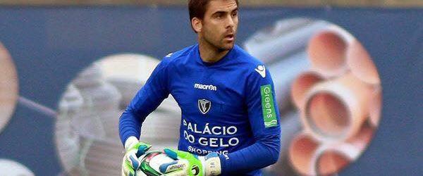 Ricardo Janota em destaque no Académico de Viseu 0-1 Portimonense SC