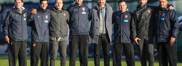 Projeto 1: seis guarda-redes e seis treinadores nos sub-16 da FPF