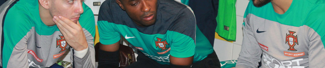 Bebé Vaz e Vítor Hugo convocados por Portugal para o Euro'2016