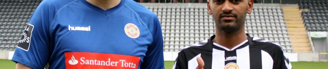 Filipe Ferreira apresentado pelo CD Nacional