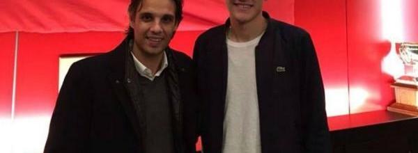 Ivan Zlobin emprestado ao SL Benfica