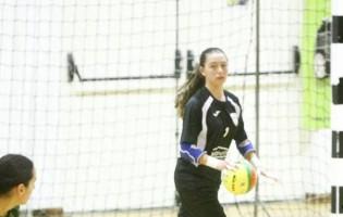 Jéssica Martins marca um golaço e ainda festeja outro pelos Leões de Porto Salvo