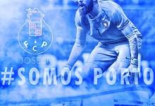 José Sá assina pelo FC Porto