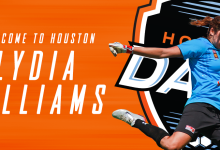 Lydia Williams assina com os Houston Dash