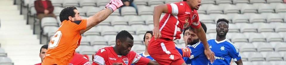 Marco Rocha não sofre há 5 jogos consecutivos – São 32 balizas virgens em 2 épocas pelo SC Freamunde