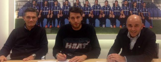 Marco Sportiello renova pela Atalanta