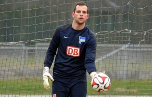 Marius Gersbeck emprestado ao Chemnitzer FC