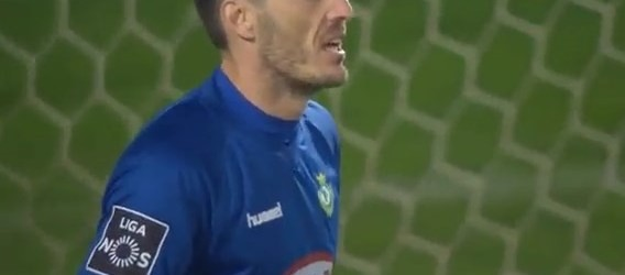 Ricardo Nunes volta aos treinos no Vitória FC