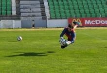 Rui Vieira vai-se estrear na Liga contra Os Belenenses