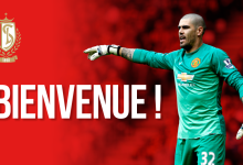 Víctor Valdés emprestado ao Standard de Liège